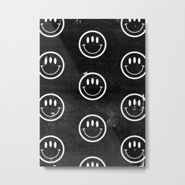 3rd eye (dark) Metal Print