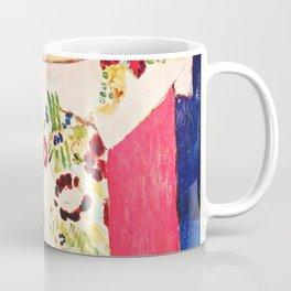 Donation Picasso Exhibition poster - Musée du Louvre Coffee Mug