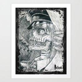 Yes sir Art Print