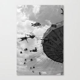 Swings (vertical) Canvas Print
