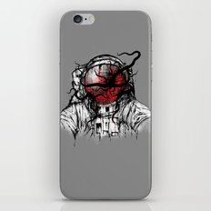 Space Parasitism iPhone & iPod Skin