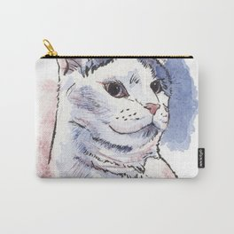 Rose Daphne Carry-All Pouch