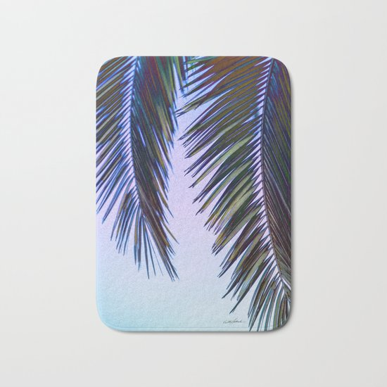 Western Sunset Bath Mat