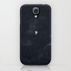 Gravity - Dark Blue Slim Case Galaxy S4