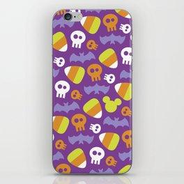 Boo to You iPhone Skin