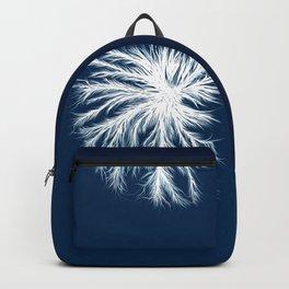 Mycelium in a petri dish Backpack