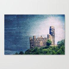 Burg Maus Canvas Print