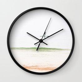 Paddle board Wall Clock