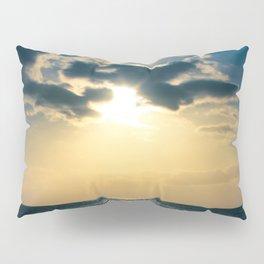 E ala mai o loko i ke kuhohonu o ke Aloha Kamaole Beach Pillow Sham