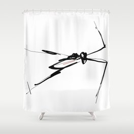 X-Wing Rapid Shower Curtain