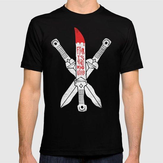 FEAR IS THE MIND KILLER - KINDJAL T-shirt