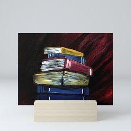 Books Of Knowledge Mini Art Print
