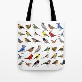 Year of the Bird (N.Am - Europe) Tote Bag