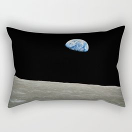 Earthrise Rectangular Pillow