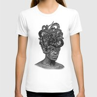 medusa T-shirts featuring MEDUSA by DIVIDUS