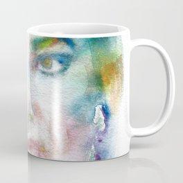 MARIA CALLAS - watercolor portrait Coffee Mug