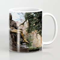 religious Mugs featuring Religious by Nevermind the Camera