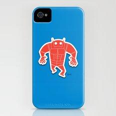 Big Red iPhone (4, 4s) Slim Case