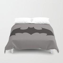 Bat Symbol Duvet Cover