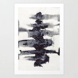 the spinal column Art Print