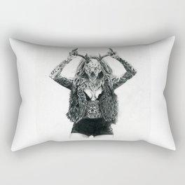 Hide Out Rectangular Pillow