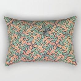 Escape Pattern Rectangular Pillow
