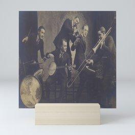 Vintage Photograph- New Orleans Jazz Mini Art Print