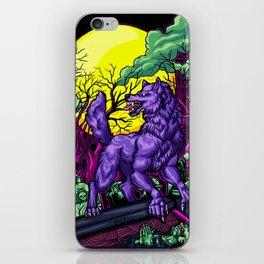 Grave Digger iPhone Skin