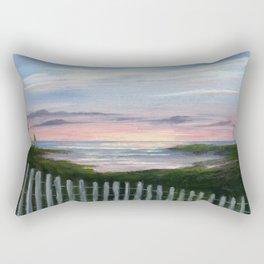 Niki's Beach Rectangular Pillow