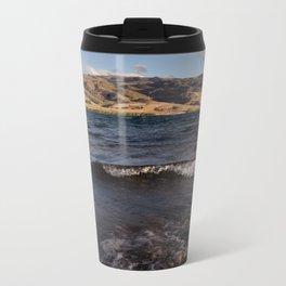 Lake Dunstan Metal Travel Mug