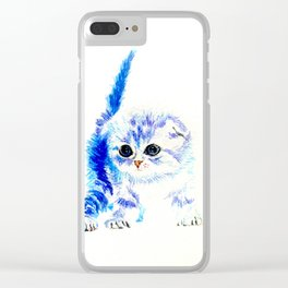Ready to play Clear iPhone Case