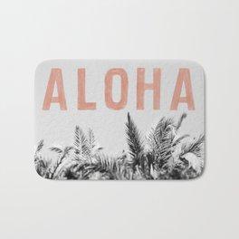 Aloha Palms Bath Mat