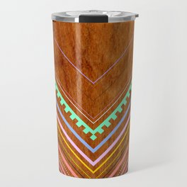 Aztec Arbutus Travel Mug