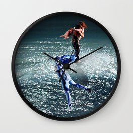 God Eros Athens 2004 Wall Clock