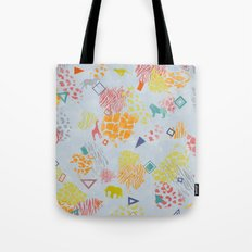 Tribal Inspired Tote Bag