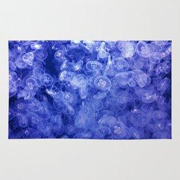 Jellyfish ocean Rug