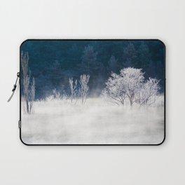 Iced Mists Laptop Sleeve