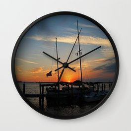 Soft Sway Wall Clock