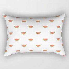 Watermelon slices Rectangular Pillow