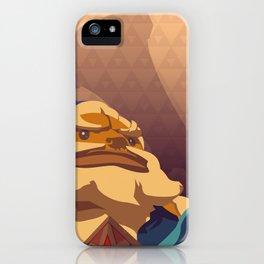 Goron Hero - Legend of Zelda iPhone Case