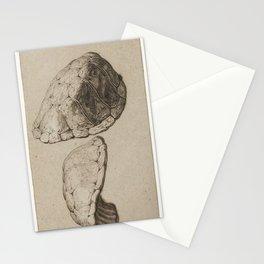 Jacob de Gheyn II - Study of a shell of a tortoise Stationery Cards