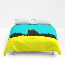 Three Cats Comforters