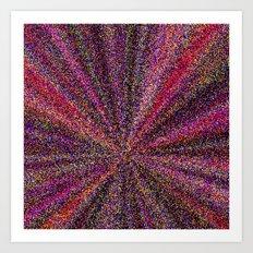Nova-Explosion Art Print