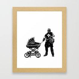 Pramalot Framed Art Print