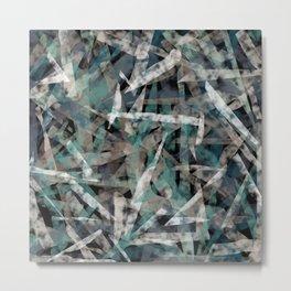 Abstract pattern 219 Metal Print