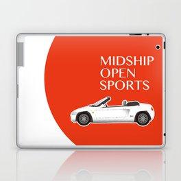 Midship Open Sports Laptop & iPad Skin