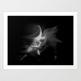 Dancing #2 Art Print