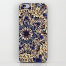 Morris Tapestry Mandala iPhone & iPod Skin