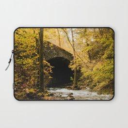 Stone Bridge Laptop Sleeve