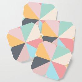 Geometric Pattern II Coaster